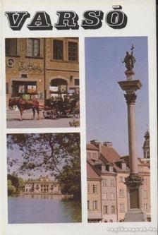 BÁCS GYULA - Varsó [antikvár]