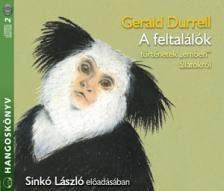DURRELL, GERALD  - A FELTALÁLÓK - HANGOSKÖNYV