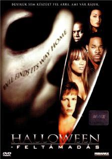 HALLOWEEN - FELTÁMADÁS DVD