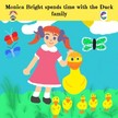 Books Cedar - Monica Bright spends time with the Duck family [eKönyv: epub,  mobi]