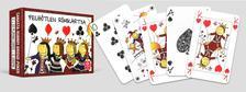 Cartamundi - Felhőtlen dupla römi kártya