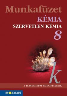 - MS-2812T KÉMIA MF. 8. SZERVETLEN KÉMIA