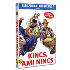 - KINCS, AMI NINCS - DVD -
