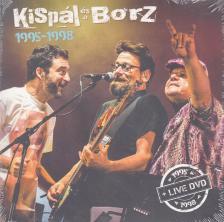- KISPÁL ÉS A BORZ 4CD+DVD