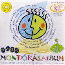 - NAGY MONDÓKÁSALBUM  CD