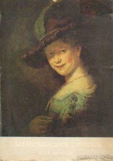 .- - Gemäldegalerie Dresden [antikvár]