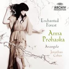 VIVALDI, HANDEL, PURCELL, CAVALLI, MONTEVE - ENCHANTED FOREST CD ANNA PROHASKA
