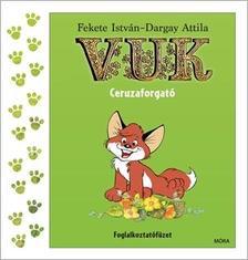 Fekete István - Vuk ceruzaforgatója