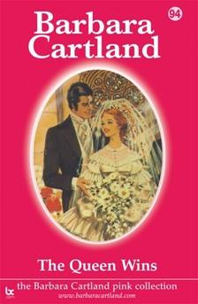 Barbara Cartland - The Queen Wins [eKönyv: epub, mobi]
