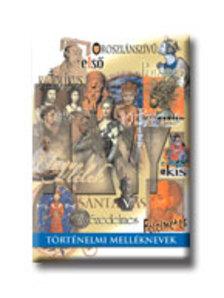 HORVÁTH ILONA (SZERK.) - Történelmi melléknevek
