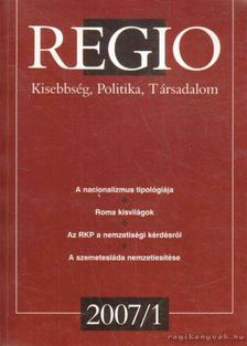 Regio 2007/1 [antikvár]