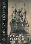 Angyal Endre - A reneszánsz és barokk Kelet-Európában [antikvár]