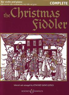 THE CHRISTMAS FIDDLER FOR VIOLIN AND PIANO (EDWARD HUWS JONES)