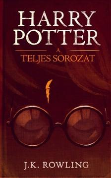 J. K. Rowling - Harry Potter - A teljes sorozat [eKönyv: epub, mobi]