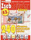 CSOSCH KIADÓ - ZsebRejtvény Könyv 43.