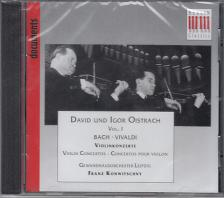 BACH,VIVALDI - VIOLINKONZERTE,CD