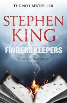 Stephen King - FINDERS KEEPERS PB