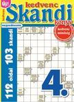 CSOSCH KIADÓ - Kedvenc Skandi Könyv 4. ###<!--span style='font-size:10px;'>(G)</span-->
