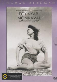 Ingmar Bergman - EGY NYÁR MÓNIKÁVAL