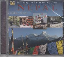 - NEPAL CD FOLK SONGS AND SOUNDSCAPES FROM