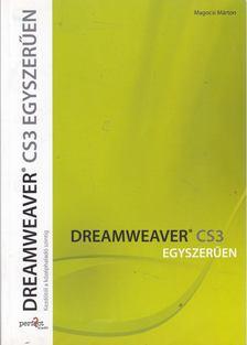 MAGÓCSI MÁRTON - Dreamweaver CS3 egyszerűen [antikvár]