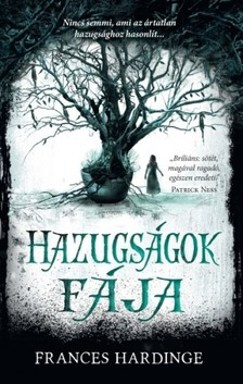 Frances Hardinge - Hazugságok fája [eKönyv: epub, mobi]