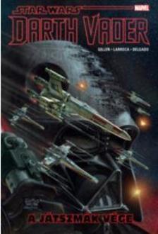 Kieron Gillen - Star Wars: A játszmák vége - Képregény