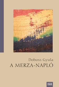 Doboss Gyula - A Merza-napló