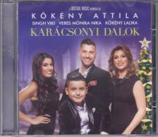 - KARÁCSONYI DALOK CD KÖKÉNY ATTILA