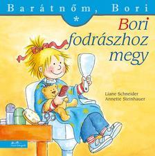 Liane Schneider - Annette Steinhauer - Bori fodrászhoz megy - Barátnőm, Bori