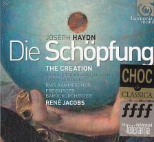 Haydn - DIE SCHÖPFUNG,2 CD