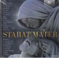 PERGOLESI, SCARLATTI, BONONCINI, HAYDN - STABAT MATER 14CD