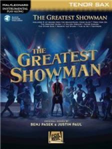 PASEK / PAUL - THE GREATEST SHOWMAN. TENOR SAX. AUDIO ACCESS INCLUDED. ANTIKVÁR