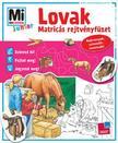 Mi MICSODA Junior Matricás rejtvényfüzet - Lovak<!--span style='font-size:10px;'>(G)</span-->