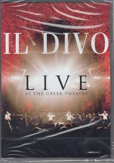 - IL DIVO LIVE AT THE GREEK THEATRE DVD
