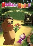 - Mása és a Medve - Valentin-napi zsongás