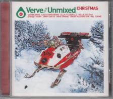 - UNMIXED CHRISTMAS CD BASIE, ARMSTRONG, FITZGERALD, HOLIDAY
