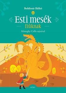Boldizsár Ildikó - Esti mesék - fiúknak (2. kiadás)