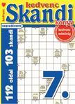 CSOSCH KIADÓ - Kedvenc Skandi Könyv 7. ###<!--span style='font-size:10px;'>(G)</span-->