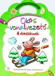 Joanna Kuryjak - Okos vonalvezető 4 éveseknek<!--span style='font-size:10px;'>(G)</span-->