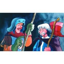 Kolozsári Grandpierr - Mátyás király és a varga - DIA