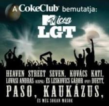 Coke Club - MTV ICON: LGT - A COKE CLUB BEMUTATJA  CD