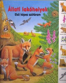 - Állati lakóhelyek - Első képes szótáram