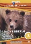 - NAGY SZIBÉRIAI GRIZZLY - A TERMÉSZET CSODÁI  - DVD - DISCOVERY