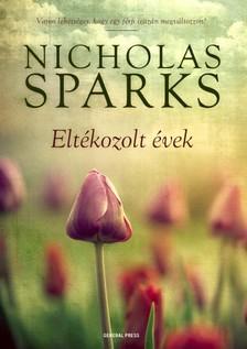 Nicholas Sparks - Eltékozolt évek [eKönyv: epub, mobi]