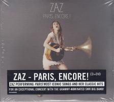 ZAZ PARIS ENCORE CD+DVD
