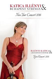 - Illényi Katica - Újévi koncert 2016 DVD