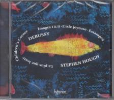 DEBUSSY - ESTAMPES,IMAGES STEPHEN HOUGH