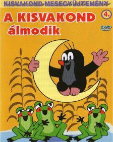 A KISVAKOND ÁLMODIK DVD
