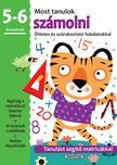 Most tanulok... számolni (5-6 éveseknek)<!--span style='font-size:10px;'>(G)</span-->
